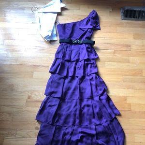 BCBGMAXARIZA Ball Gown Prom Dress